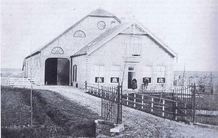 historie boerderij brielse boer